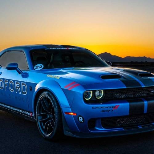 Bondurant High Performance Driving School Evolves into Radford Racing School