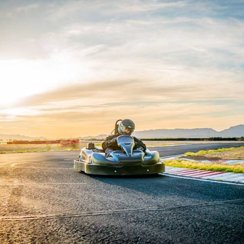 Radford Racing School Becomes Nation's First Driving School With Fleet of Gas-Powered Piquet Karts