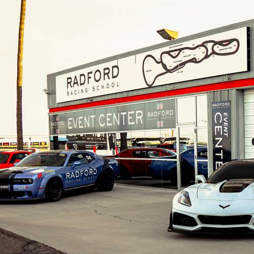 Radford Racing School Launches New Group Experiences in Time for Arizona Tourism and Group Travel Rebound