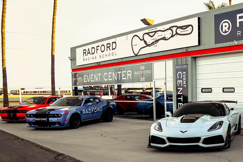 Radford Racing School Group Experiences