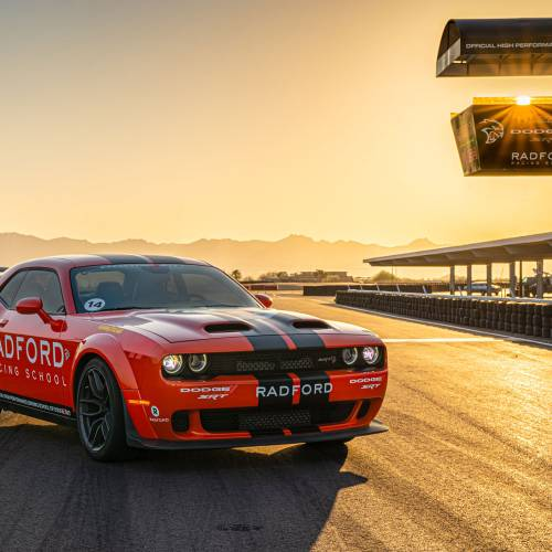 Rock Out and Relax at Radford Racing School